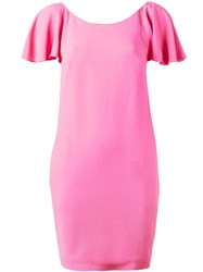 Dondup Nihal Dress Pink Purple