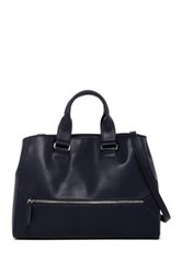 French Connection Bridget Tote Blue