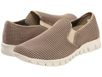 Deer Stags Nosox By Deerstags Wino Taupe Mesh Slip On Shoes Gray