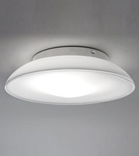 Artemide Lunex 15 17 Wall Ceiling Lamp