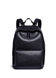 3.1 Phillip Lim '31 Hour' Leather Backpack Black