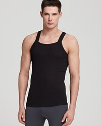 2Xist 2 X Ist Square Cut Tank Pack Of 2 Black