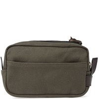 Filson Travel Kit Green