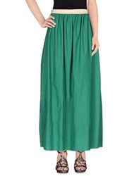 Sakura Skirts Long Skirts Women Green