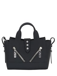 Kenzo Mini Kalifornia Rubberized Leather Bag