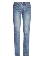A.P.C. New Standard Straight Leg Jeans