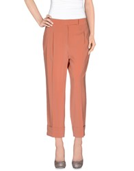 Brunello Cucinelli Trousers Casual Trousers Women Pastel Pink