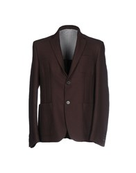 Guess By Marciano Blazers Dark Brown