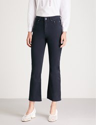 Claudie Pierlot Flared High Rise Jeans