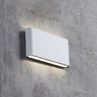 Amara Kinver Outdoor Wall Light White