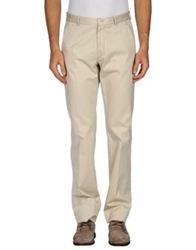 Fay Casual Pants Beige