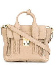 3.1 Phillip Lim Mini Pashli Satchel Nude Neutrals