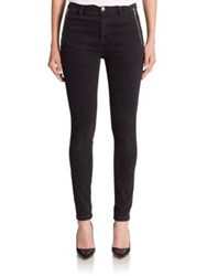 Marc By Marc Jacobs Stretch Black Skinny Jeans Stone Black