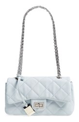 Catherine Catherine Malandrino 'London' Chain Shoulder Bag Blue Sky