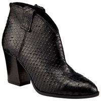 Alice By Temperley Somerset Oath Block Heeled Ankle Boots Black