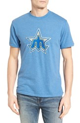 American Needle Men's Hillwood Seattle Mariners T Shirt