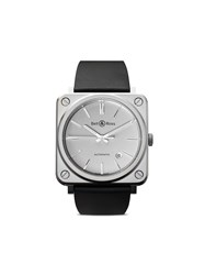 Bell And Ross Br S 92 Matte Grey 39Mm Black And Grey