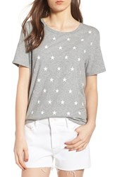 South Parade Lola Mini Stars Tee Grey