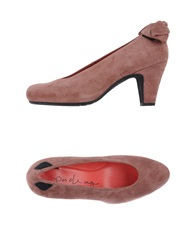 Pas De Rouge Pumps Skin Color