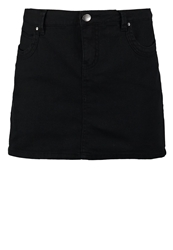 Edc By Esprit Denim Skirt Black