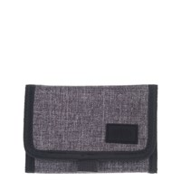 Animal 3 Leaf Wallet Grey Marl