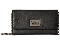 Vans Chained Reaction Wallet Black Wallet Handbags