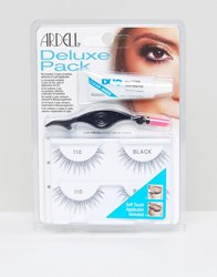 Ardell Lashes Deluxe Kit 110 Deluxe Kit 110 Black