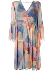 Ginger And Smart Theory Dress Multicolour