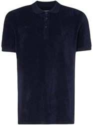 Vilebrequin Pacific Polo Shirt Blue