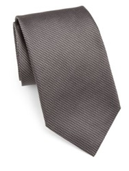 Vilebrequin Textured Silk Tie Black Multi