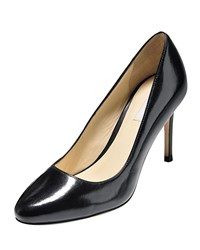 Bethany Almond Toe Leather Pump Black Cole Haan