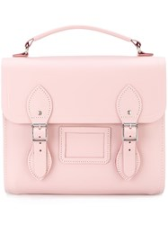 The Cambridge Satchel Company 'Barrel' Backpack Pink And Purple