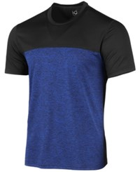Ideology Id Men's Colorblocked T Shirt Varsity Royal