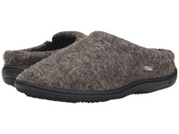 Acorn Digby Gore Greige Heather Men's Slippers Black