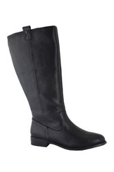 Intaglia Tuscon Wide Calf Riding Boot Wide Width Available Black