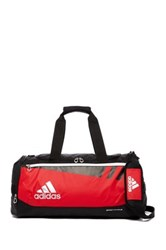 Adidas Team Issue Medium Duffel Bag Red