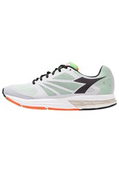 Diadora Kuruka Neutral Running Shoes Gray Green Grey