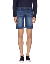 Sun 68 Denim Denim Bermudas Men