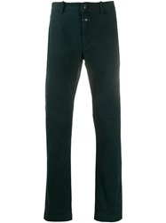 Closed Straight Leg Chinos Green