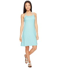 Prana Quinn Dress Dragonfly Botanica Women's Dress Green