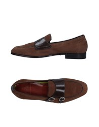Fabi Footwear Loafers Brown