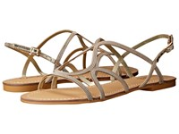 Carlos By Carlos Santana Gage Gold Women's Sandals
