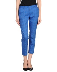 Alberto Biani Casual Pants Blue