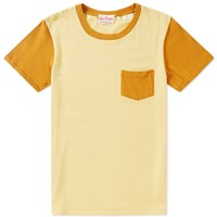Levi's Vintage Clothing 1950S Sportswear Tee Yellow