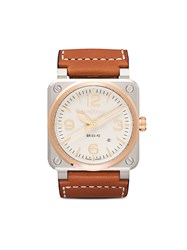 Bell And Ross Br03 92 Steel Rose Gold 42Mm Unavailable