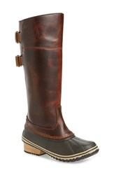 Sorel Women's 'Slimpack I' Waterproof Riding Boot