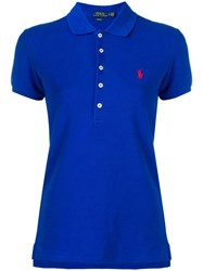 Polo Ralph Lauren Classic Shirt Blue