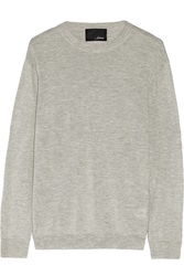 Line Wade Silk And Cashmere Blend Sweater