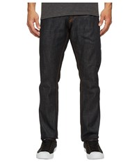 Jean Shop Mick Slim Straight In Light Weight Raw Selvedge Light Weight Raw Selvedge Men's Jeans Black