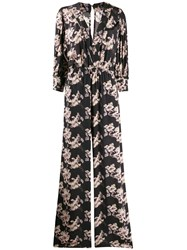 Iro Floral V Neck Gown 60
